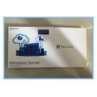 Buy Full Sealed Retail Box MS 10 CLT Windows Server 2016 Standard Edition at wholesale prices