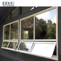 Quality Powder Coated Awning Aluminum Windows , French Window Door Awnings Aluminum for sale