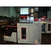 Quality CNC Notching And Cutting Machine Accessory To Auto Bending Machine For Die - Board Makers for sale