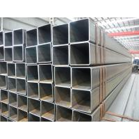 Quality Cr-Mo alloy 45Mn2, 27SiMn Seamless Rectangle Steel Tube, Rectangular Steel Pipe 3 - 13m Length for sale