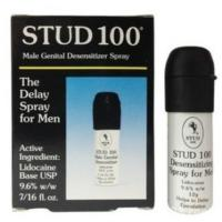 China Stud 100 sex Spray for Male Delay Products For Sex Enhancer Making male Sex Long Time men longlast spray on sale
