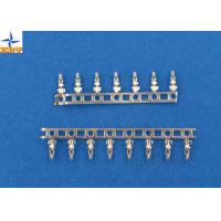 Buy 1.50mm Pitch AWG#22 - 28 Wire Connector Terminals Phosphor Bronze / Tin - Plated at wholesale prices
