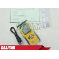 Buy Smart Sensor AR931+ Coating Thickness Gauge / Portable Digital Film Paint Thickness Tester 0 - 1800um at wholesale prices