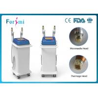 Quality microneedle stretch marks auto micro needle therapy system thermage face lift machine for sale for sale