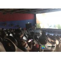 Quality The Electric 5D Movie Theater System 5D Cinema With Full Set Cinema Equipment for sale