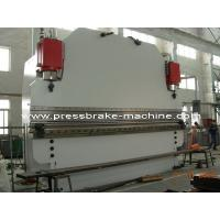 Buy Plate Processing CNC Hydraulic Press Brake  600 T Pressure CE Certified at wholesale prices