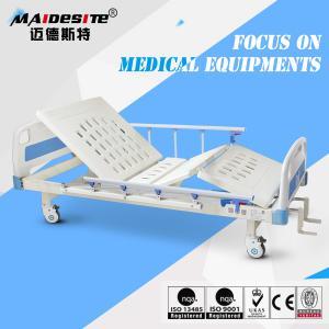 Quality Classic Design Mechanical Hospital Bed , Hospital Adjustable Beds For Seniors for sale