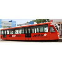 Buy Comfortable 77 Passenger Airport Apron Bus Ramp Bus 13m×2.7m×3m at wholesale prices