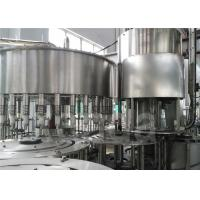 Quality PET Water Bottle Filling Machine / 3 In 1 Washing Filling Capping Machine for sale