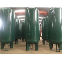 Quality 40 - 120 Gallon 10 Bar Air Compressor Receiver Tank With Double Sided Welding for sale