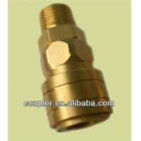 Quality Japan Type Automatic brass air quick coupler SM20 for sale