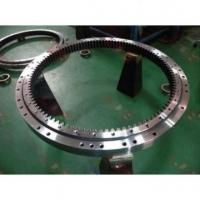 China RKS.222605101001 slewing bearing external gear teeth SKF hardware and machinery on sale