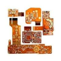 Quality ENIG Flexible circuit board Polymide thin FPC 2 layers Immersion gold for sale