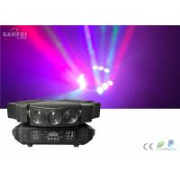 Quality LED Spider Beam Moving Head Disco DJ DMX Light  9*3W RGBW Leds for sale