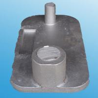Quality ADC12 GM Aluminum Bracket Machine Parts For Automotive Engine Mounts With OEM / ODM for sale