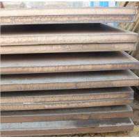 China Abrasion Resistant Cold Rolled Steel Plate Checkered for Pipe Industry , Machinery Industry on sale