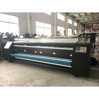 Quality Banner Sublimation Digital Textile Printing Machine On Various Fabric Materials for sale