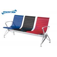 Quality Fire Resistance Hospital Guest Chair , Waiting Chairs For Hospital Easy Cleaning for sale