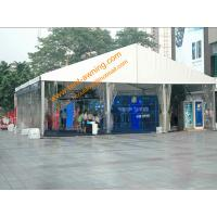 Buy cheap Transparent PVC Sidewalls Aluminum 20x20 Tent for Outdoor Trade Show Party Event from wholesalers
