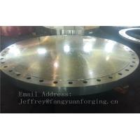 Quality ASTM ASME F316 F306L S31608 SUS316 Stainless Steel Forged Discs Customized for sale