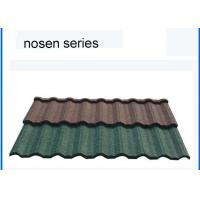 Quality ISO9001 Aluminum Roofing Sheets Colorful Sand recyclability Bond Design for sale