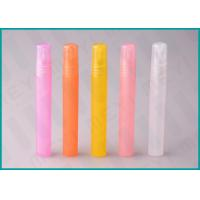 Quality Customized Color 10ml Pen Travel Size Spray Bottle For Cosmetic Package for sale