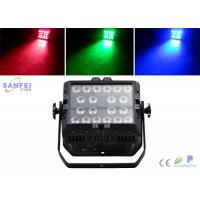 Quality 20 Pcs 10w RGBW 5 In 1 Led DMX Control Iron Par Light  64 Stage LED Lighting for sale