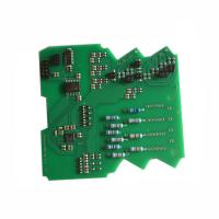 Buy cheap Green Electronic PCB Assembly , pcb circuit board assembly manufacturer from wholesalers