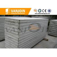 Buy 100mm Tongue And Groove Heat Insulation SIP Sandwich Wall Panels at wholesale prices