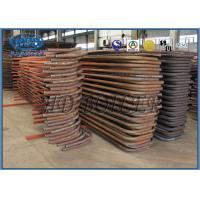 Quality Energy Saving Superheater And Reheater Carbon Steel For Power Plant for sale
