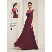 Quality Wine Shoulders Mother of the bride dress evening dress #9791 for sale