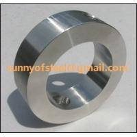 Quality duplex stainless a182 F55 UNS S32760 1.4501Bleed ring drip ring for sale