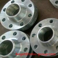 China FF Socket Weld Forged Steel Flanges SW A105 Carbon Steel Flange on sale