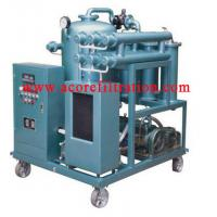 Quality VLF Waste Industrial Lubricating Oil Filtration Cleaning Machine for sale