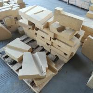 Quality al2o3 blast furnace used fireproof refractory high alumina brick for sale