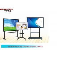 """Quality All In One PC 65"""" Full HD LCD Touch Screen Kiosk , Education Digital Signage for sale"""
