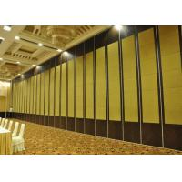 Quality Movable Office Partition Walls ,  Aluminum Sound Proof Doors Panel for sale