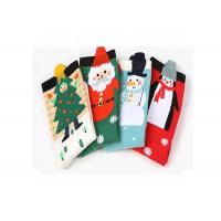 Quality Christmas Cut Warm Winter Accessories Cozy Unisex Long And Short Socks For Adults for sale