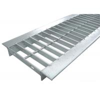 China Hot Dipped Galvanised Drainage Steel Grating For Channel Driveway on sale