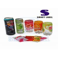 POF Bottle Shrink Bands Combo - Pack With Gravure Printing 40μm for sale