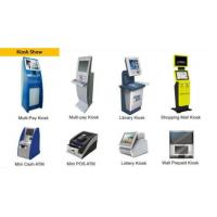 China Professional Solution Supplier Self Service Kiosk Terminal Machine Used For Bank, Hotel, Traffic, Medical on sale