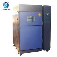 Quality Stable Operation Air To Air Thermal Shock Test Chamber 600 * 700 * 600mm for sale