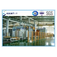 Quality Paper Mill Auto Wrapping Machine , Pallet Wrapping Solutions Labor Saving for sale
