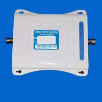 GSM 900 WCDMA 2100 LTE 1800 Tri Band 2G 3G 4G Signal Booster mobile signal repeater for sale