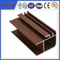 Quality Modern Wooden Aluminium Profile Windows And Door for sale
