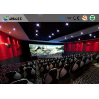 Buy Special Effect Large Curved Screen 5D Movie Theater Dynamic Chair at wholesale prices