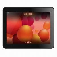 Quality 9.7-inch Tablet PC with front and back camera  for sale