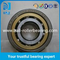 Quality QJ304M 4 Point Contact Ball Bearing 25 Degree Contact Angle 15mm Height for sale