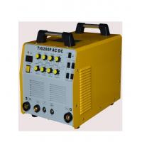 Buy cheap High quality TIG/MMA 200A 220V Inverter TIG/MMA AC/DC Aluminum Welding Machine from wholesalers