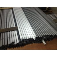 Quality Bending Aluminium Industrial Profile / 6063 aluminium section profile for sale